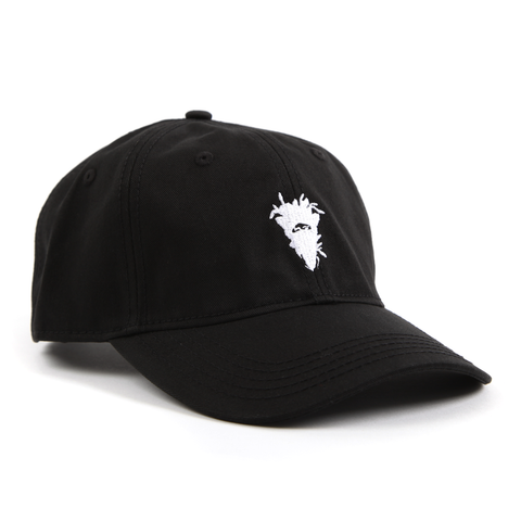 Cryptic Medusa Sport Cap Black