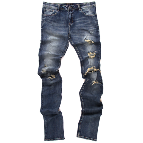 Cano Stacked Denim