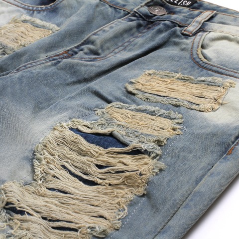 Fury Ripped Denim Jeans