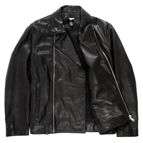 Lux Leather Jacket