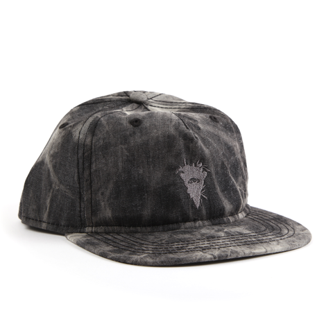 Mirage Snapback Cap Black