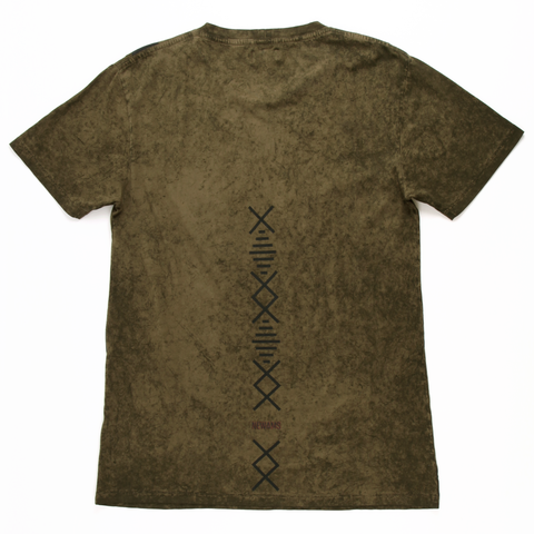 Acid Camo Mill T-Shirt