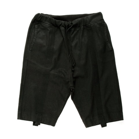 Coated Black Short
