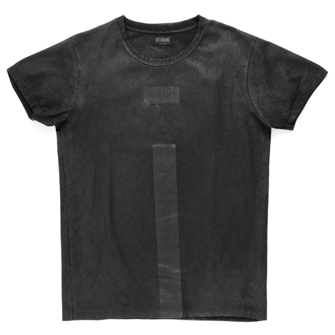 Reflective Strip B Coated T-Shirt