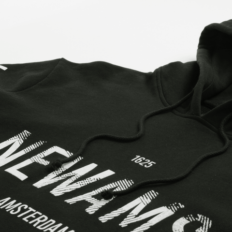 NEWAMS Stamp Hooded Sweat
