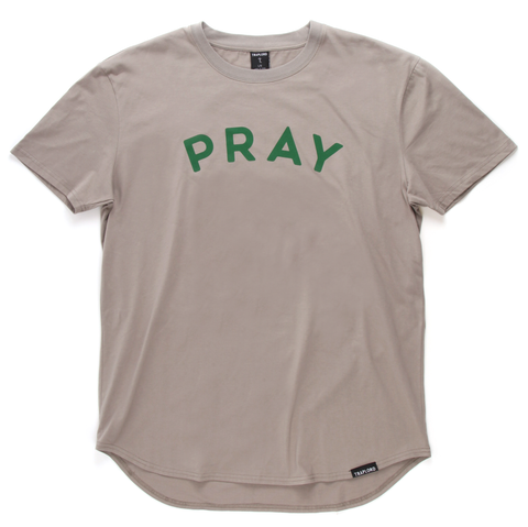 Pray Scallop Tee