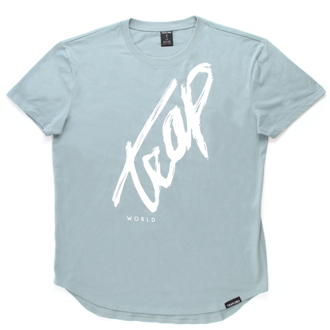 Trap Scallop Tee