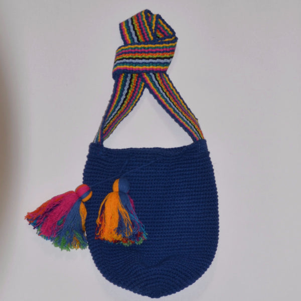 Textiles - Hand Crocheted Purse