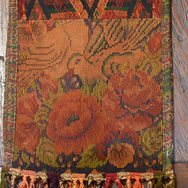 Textiles - Overdyed Runner from Chichicastenango 4