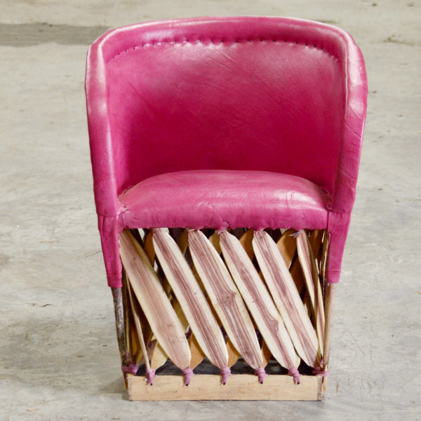 Furniture - Hand Dyed Equipal Chairs