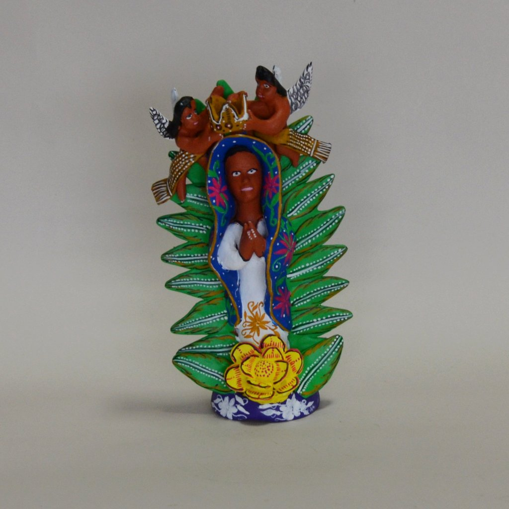 Tomasa Gonzalez Sanchez - Virgin of Guadalupe