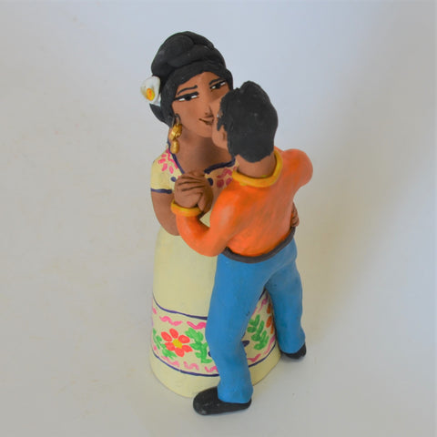 Agustin Cruz Prudencio - Oaxacan Carved Dancing Elephants