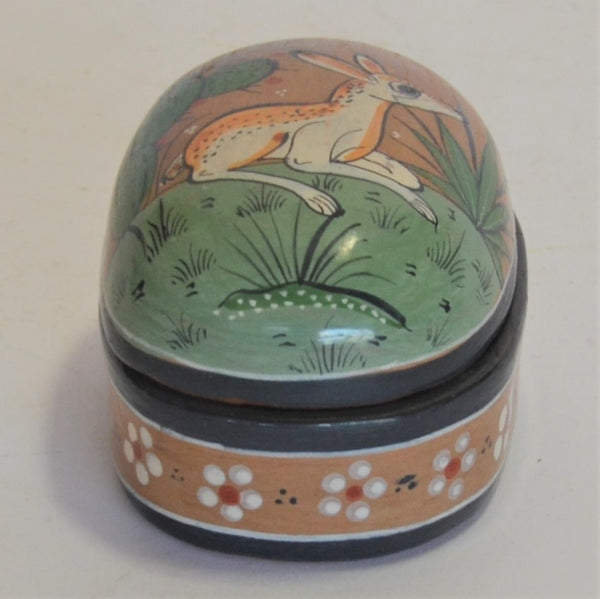 Joaquin Garnica - Retablo with Hand Painted Virgin of Guadalupe