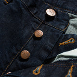 Slim Selvedge Jeans - Rinsed