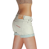 Women's Eco Light Blue Short