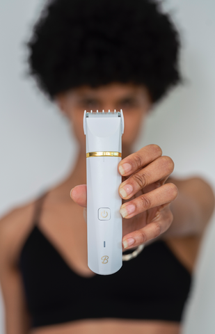 Electric Trimmer for Pubic Hair Removal