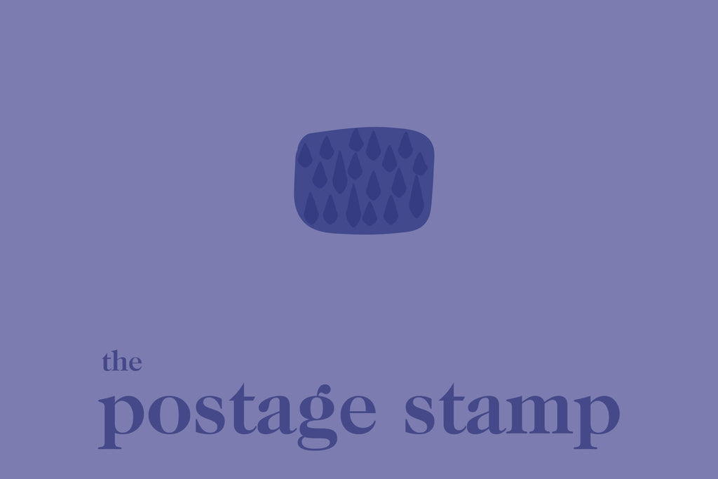 Postage Stamp Pubic Hair