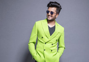 Riteish Deshmuk Wears the Most Quirkiest Sneakers Ever
