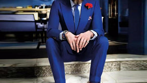 5 Best Shoes to Match Under a Blue Suit