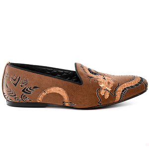 Harper Casual Rugged Shoe - Blue