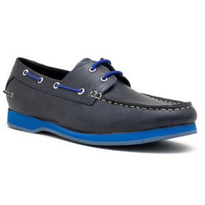Napa Boat Shoes - Blue