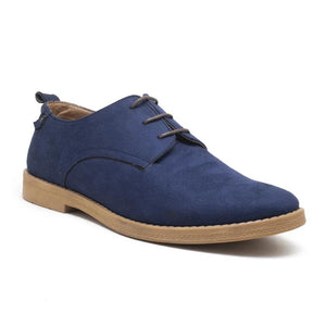 Siena Lace Ups - blue