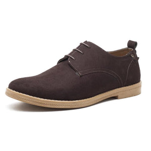 Siena Lace Ups - Brown