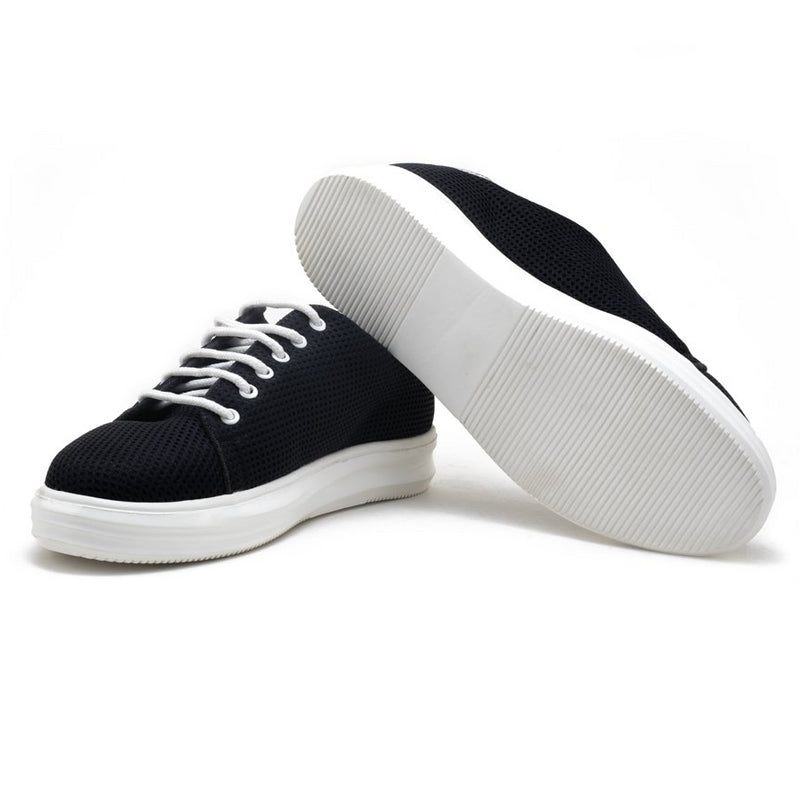 Hudson Active Sneakers - Black