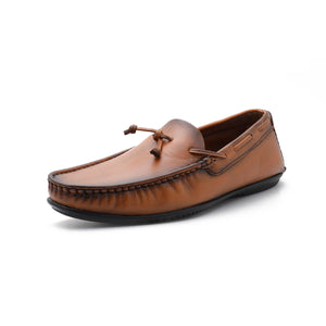 Spello Driving Shoes - Tan