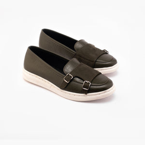 Marfa Driving Loafers - Brown