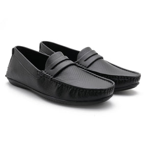 Bologna Driving Shoes - Black