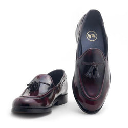 Cherokee Loafers - Cherry