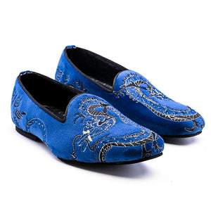 Delta Belgian Loafers - Tan