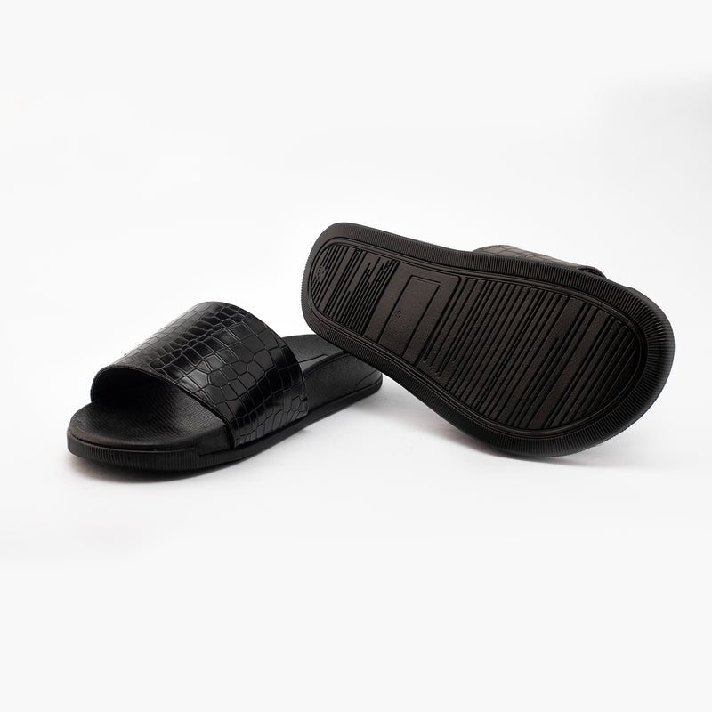 Koge Belgian Loafers - Black