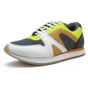 Spurr Trainers - White