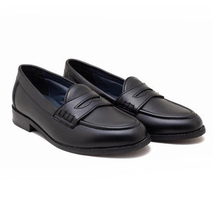 Boise Penny Loafers - Black