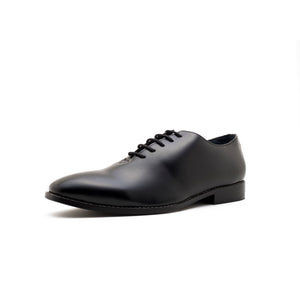 Angeles Oxford Lace Ups - Black