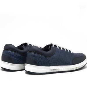 Tucson Braided Sneakers - Blue