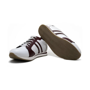Colorado Active Sneakers - White/Burgundy