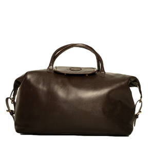 Skuon Duffle Bag - Brown