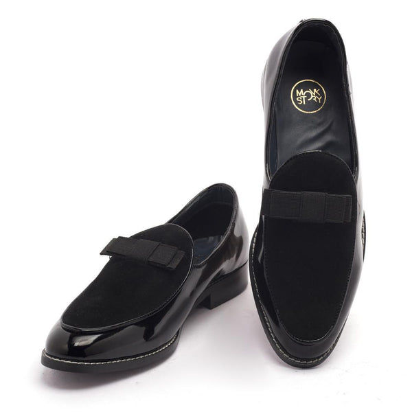 Shoes - Delta Belgian Loafers - Black