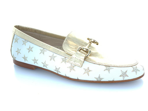 Lea's Chain Star Slip-On  - Gold