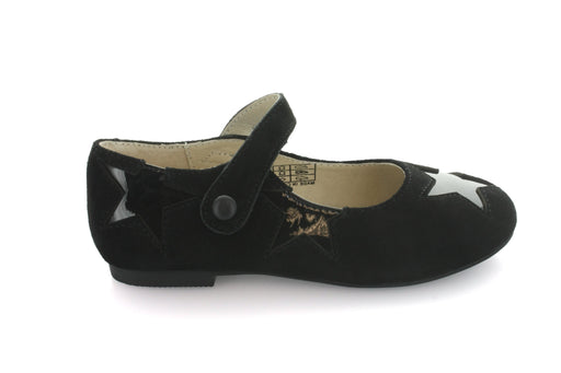 Joy's Star Mary Jane - Black/Pewter