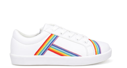 Marley's Ribbon Lace Sneaker - White