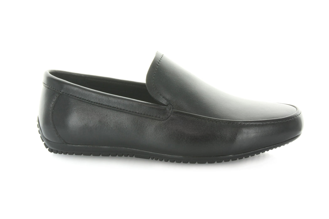 Abe's Driving Loafer - Black