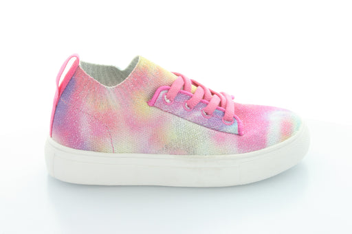 Kelly Star Knit Sock Sneaker - Tie Dye