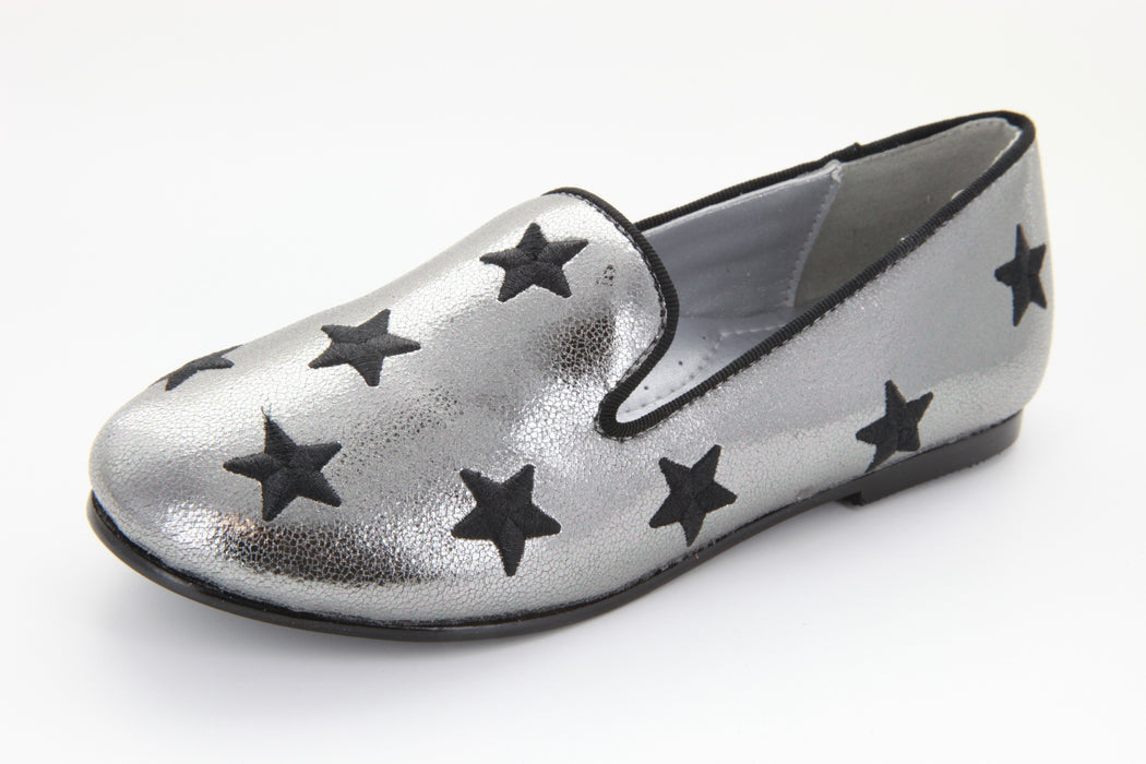 Star Smoking Flat - Pewter / Black Star