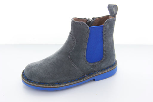 Hoova's Elastic Boot - Light Grey / Blue