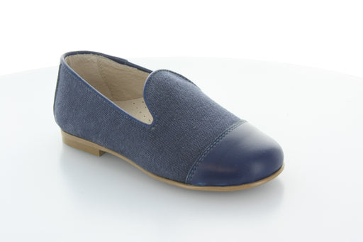 Jamie's Smoking Shoe  - Navy /