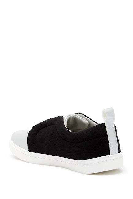 Chloe's Lace-less Sneakers - Black